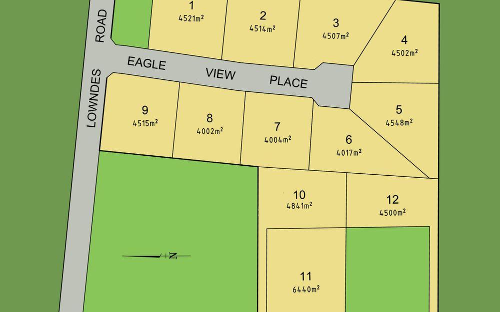 Lot 5 Eagles Place Estate