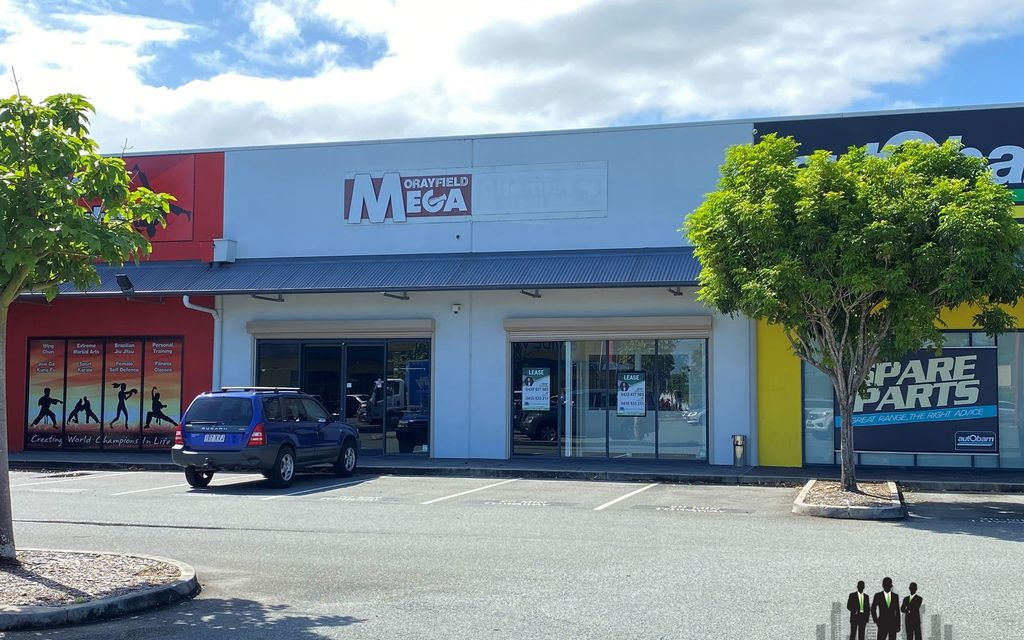 Morayfield Showroom With High Exposure