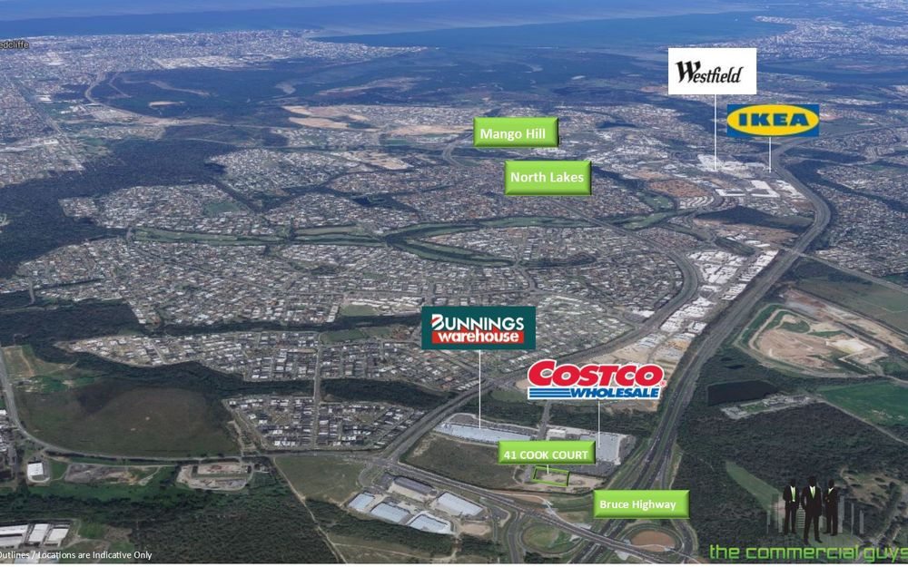 Exciting New Development Next To Costco / Bunnings