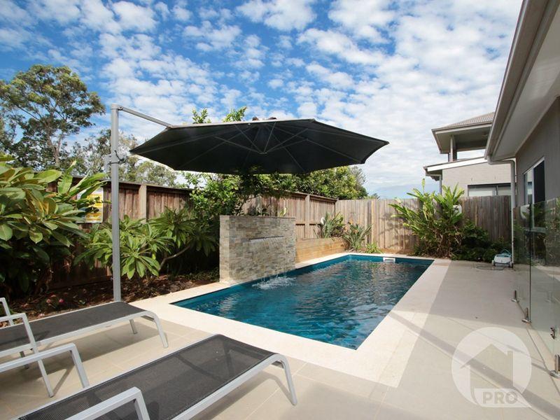 Swimming Pool & 6KW Solar Panels