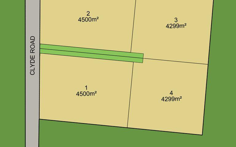 Private Central Small Acreage – 4200m2