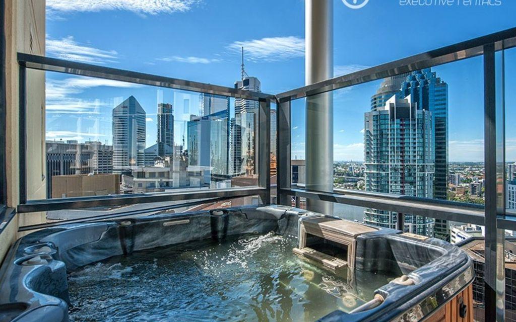 Impressive Penthouse Living   Unfurnished