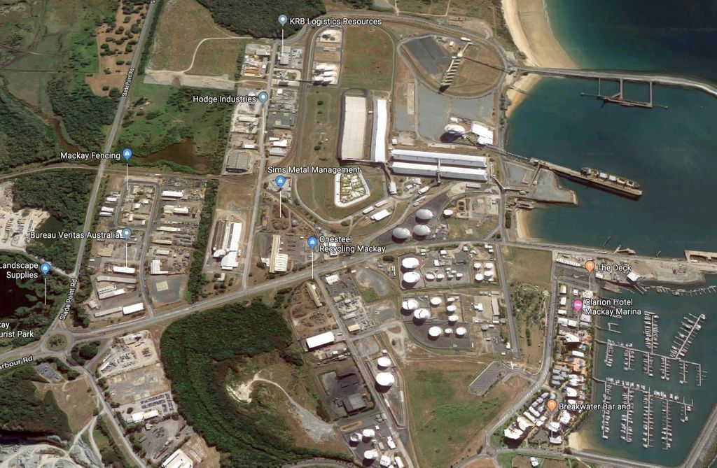 Mackay Harbour Site – Lease for Sale