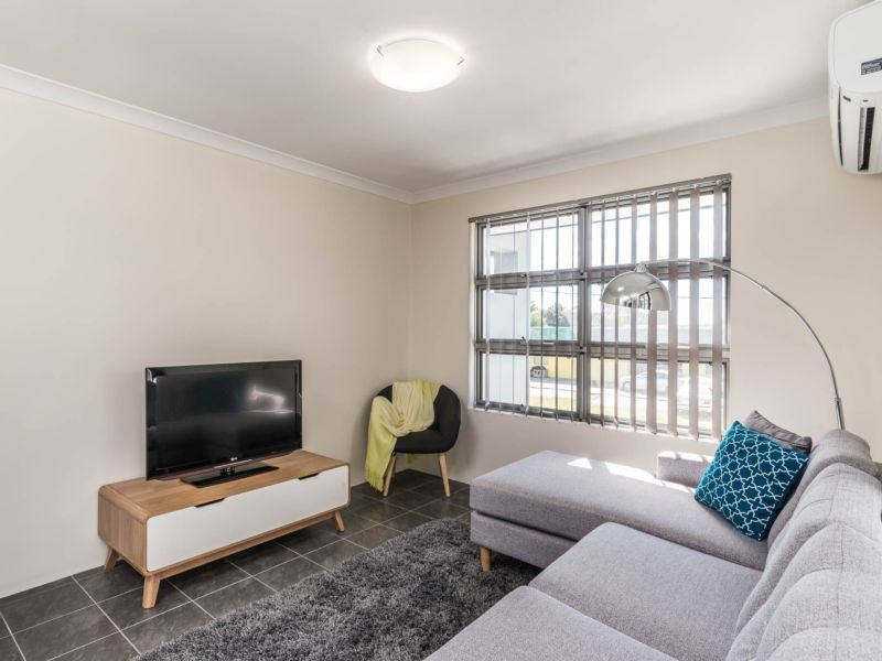 Be quick for this trendy East Cannington apartment!