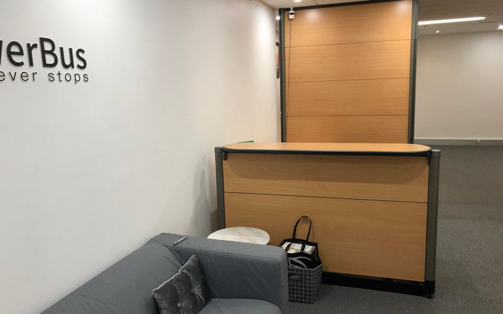 89 Sqm World Square City Office Suite For Lease