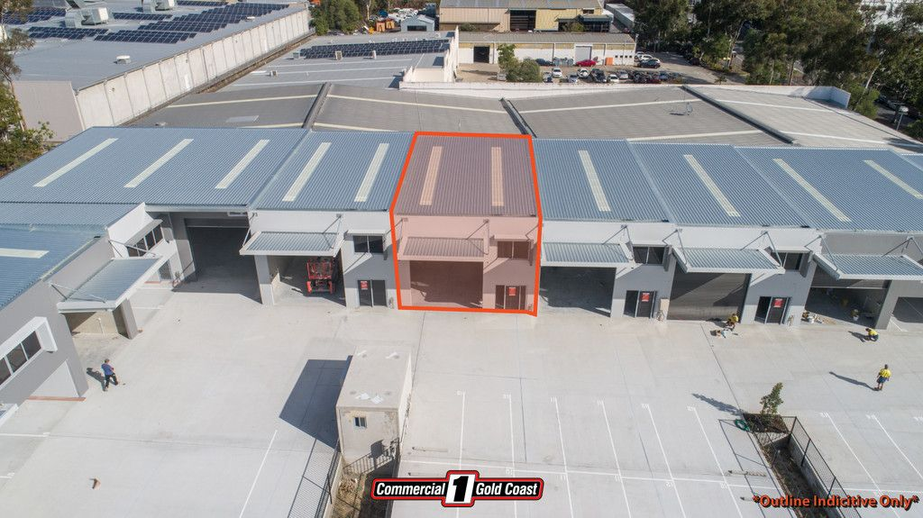 Brand New Industrial Unit In Central Location