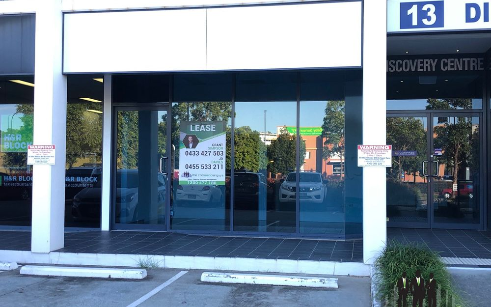 Ground Floor Retail/Office on Busy Discovery Drive