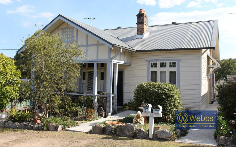 WEATHERBOARD CHARMER WITH GREAT POTENTIAL