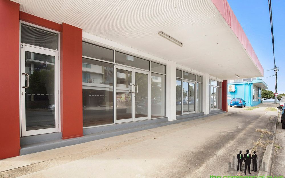Open Plan Retail Space Ready to be Occupied
