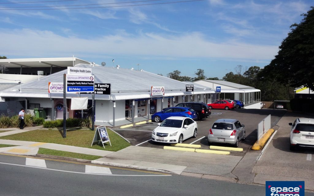 Central Narangba Location