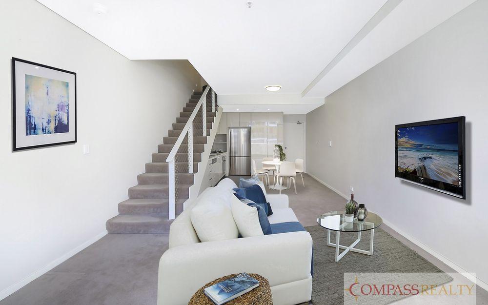 Like New 1 Bedroom + study apartment