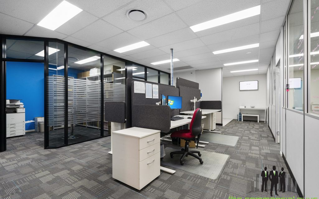 Quality Fitted Office in Central Caboolture