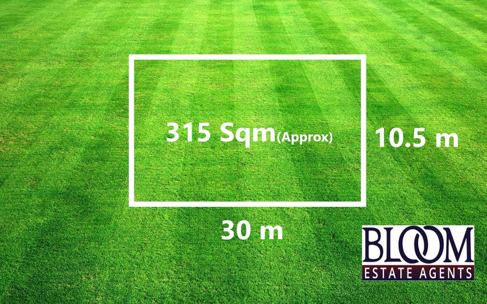 315sqm (approx.) to Build Your Dream Home