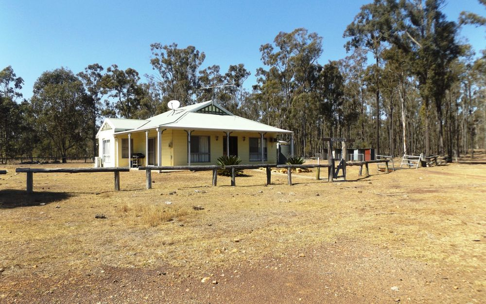 Four Bedroom Home on 190 Acres
