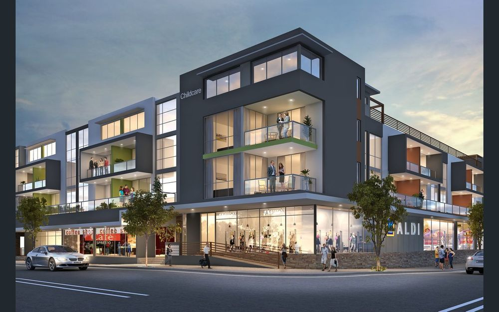 Three Brand New Retail Spaces in Exciting Residential Development