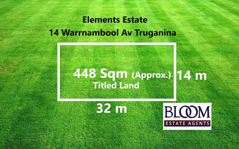 Ready to build 448sqm Titled Land
