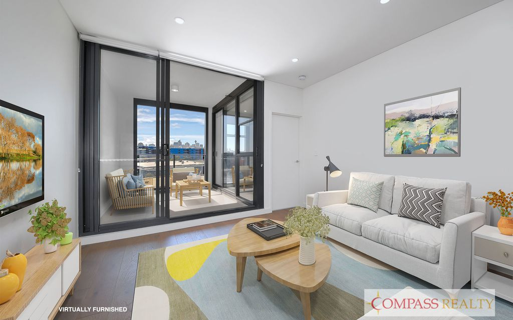 Compass Realty — Modern One + One Bedroom Apartment in Zetland