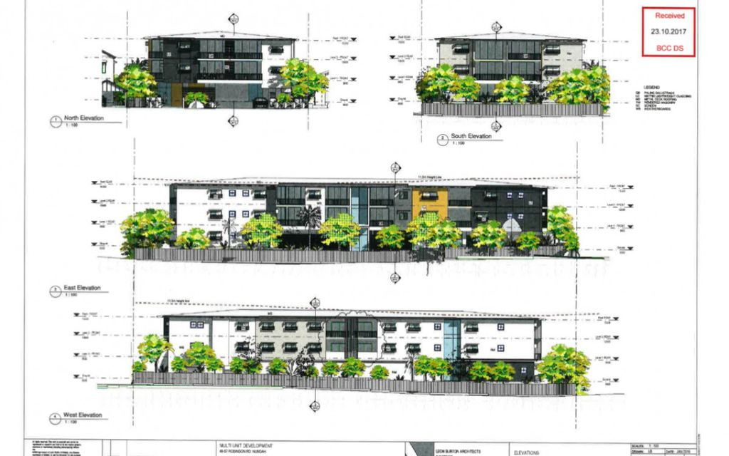 1610m2 of PRIME LAND DA APPROVED FOR 18 UNITS!