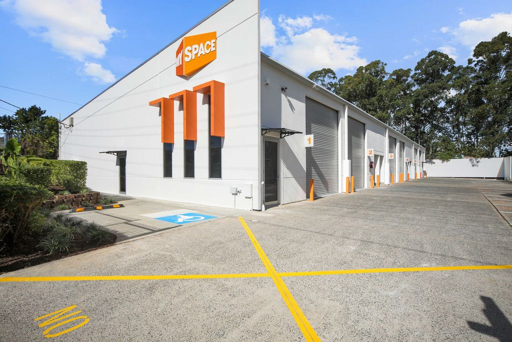 Industrial Warehouses with Corporate Appeal