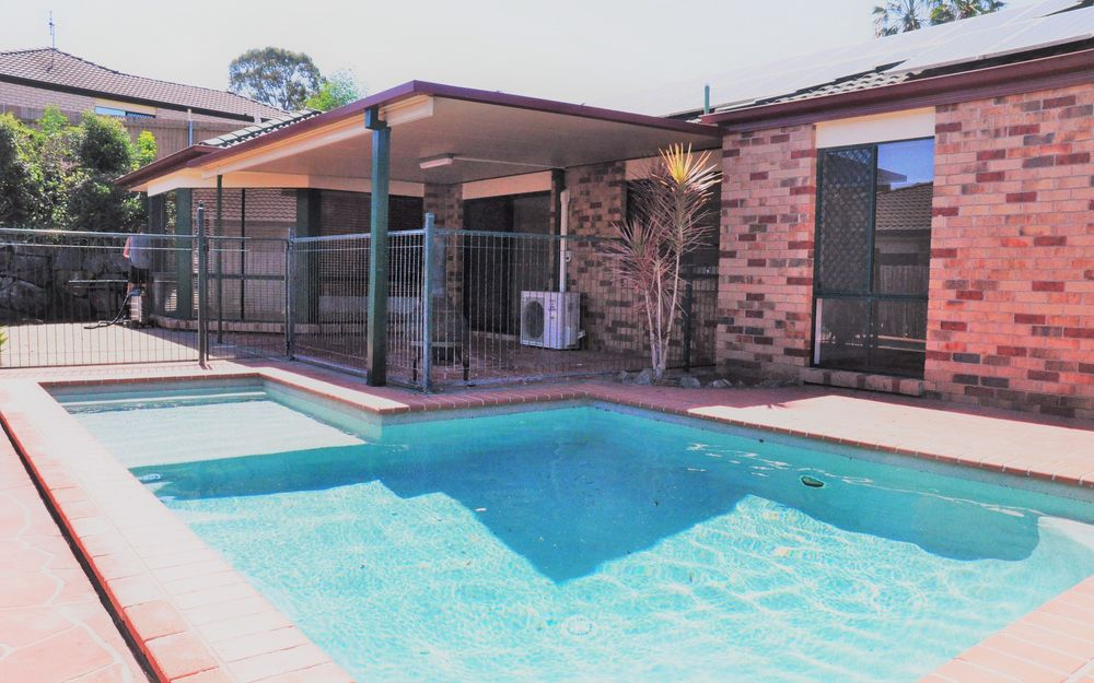 Spacious Family Home with Pool in a Great Location