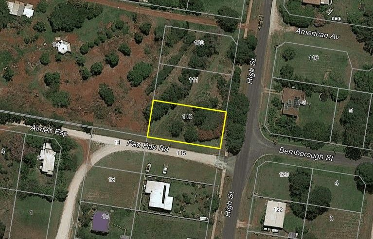 OPPORTUNITY KNOCKS – LARGE VACANT BLOCK