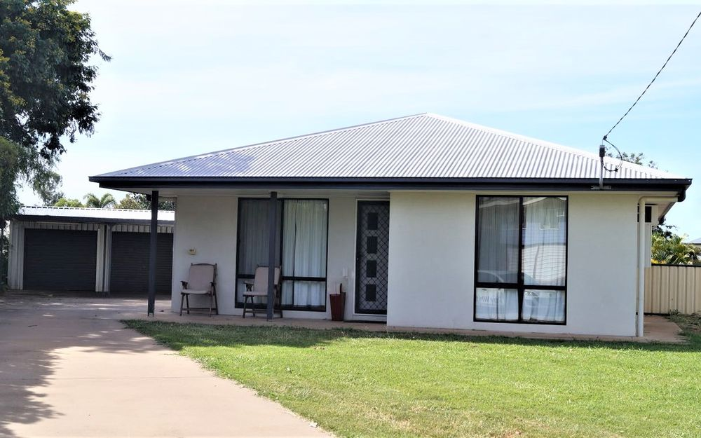 3 Bedroom home with Three Bay Shed