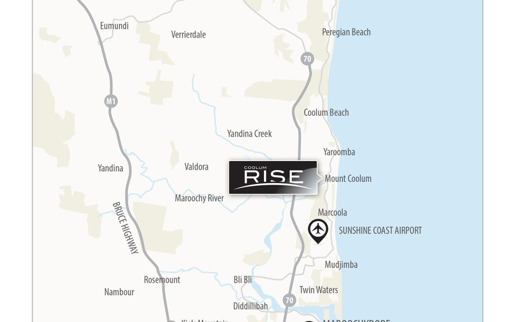 COOLUM RISE – SOLD OUT !