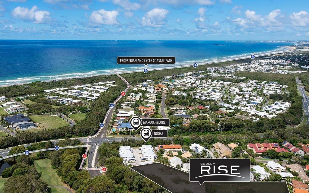 Coolum Rise – SOLD OUT! More Sunshine Coast Property Available…..