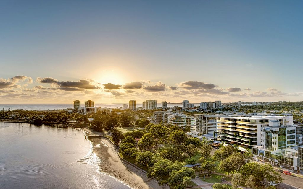 The Cosmopolitan Cotton Tree – A Location of Luxury……..