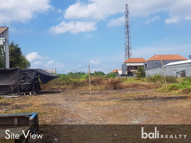 Large Parcel Of Land In Prime Berawa Locale