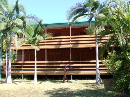 A super house in Nelly Bay