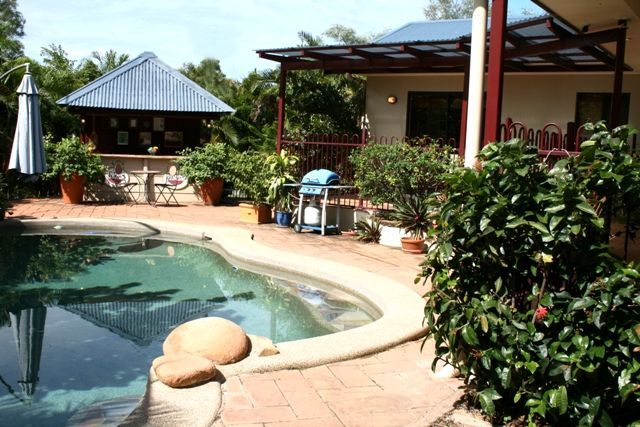 Fully Furnished 3/4 bedroom home with inground pool
