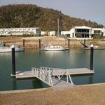 641sqm waterfront block with 12m marina berth