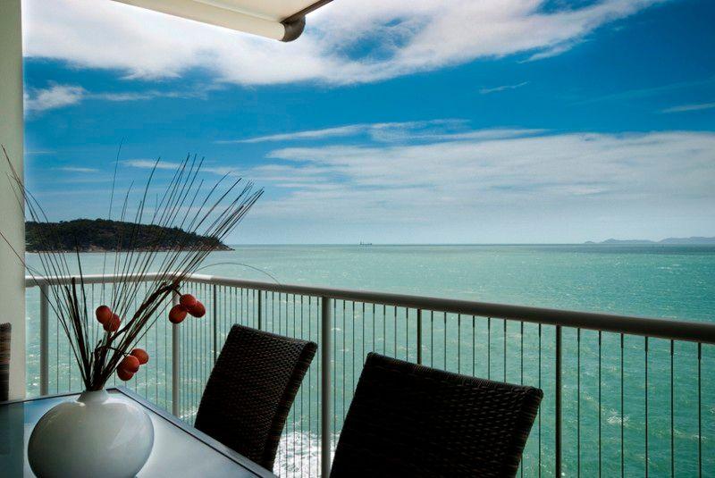 oceanfront top-floor exclusive apartment