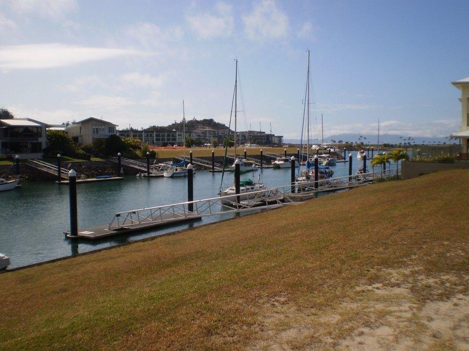 Amazing value marina land with private pontoon