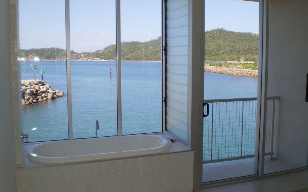 Marina, Beach & Ocean Views