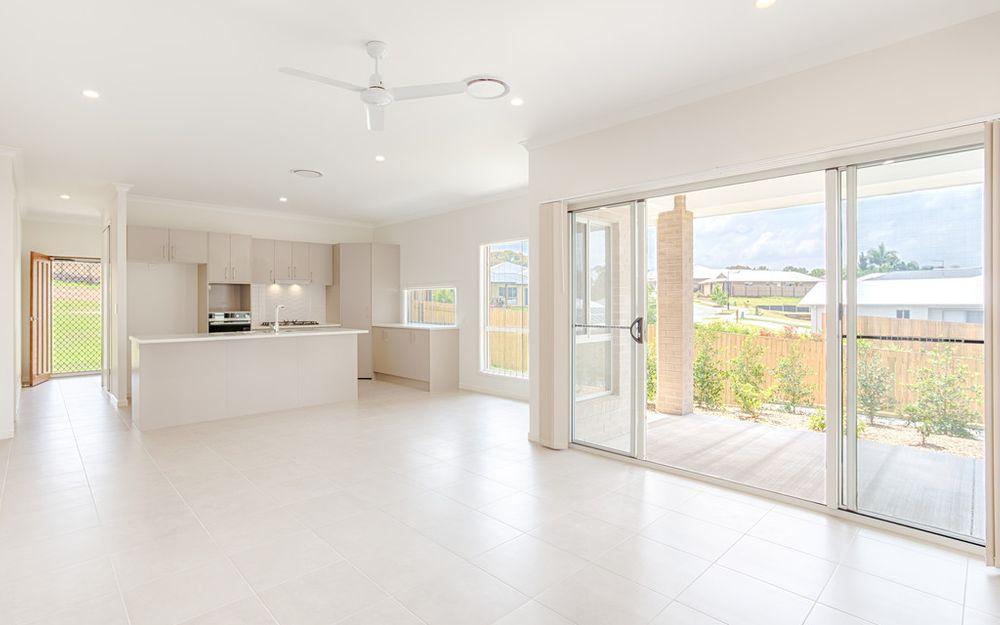 Brand new designer home in tranquil estate