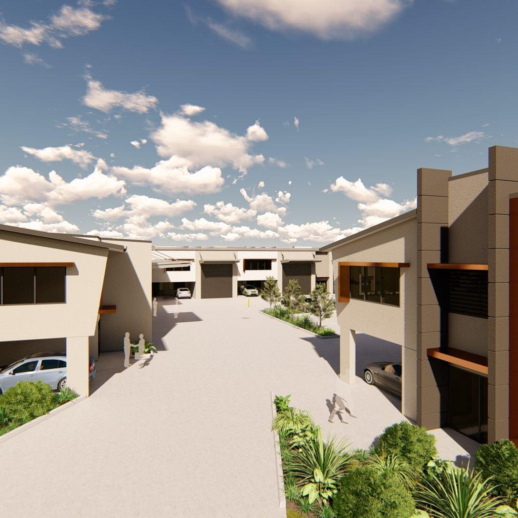Inventory HQ – Brand New Architecturally Designed Complex
