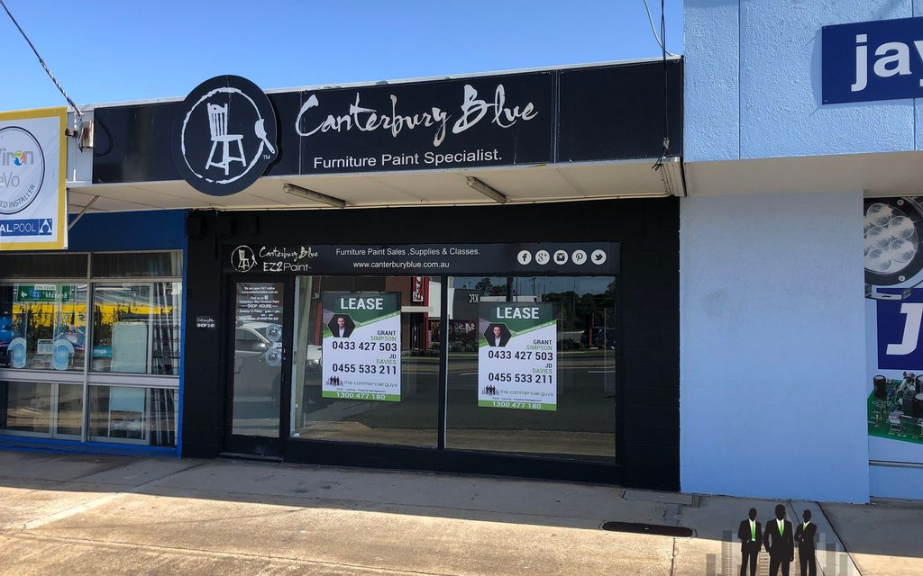 Great Retail Space on Busy Anzac Ave