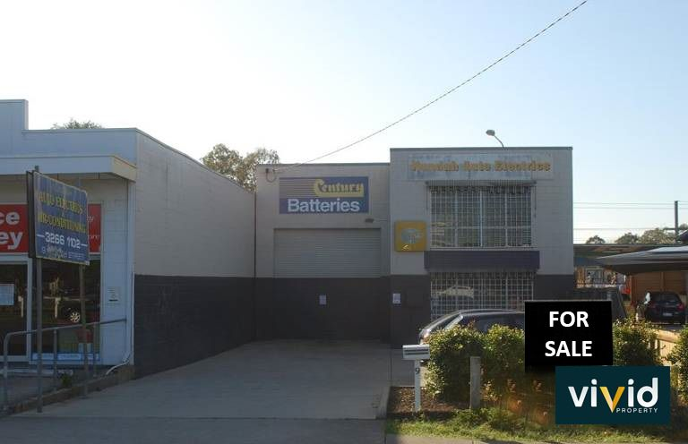 INDUSTRIAL WORKSHOP IN THE HEART OF NUNDAH