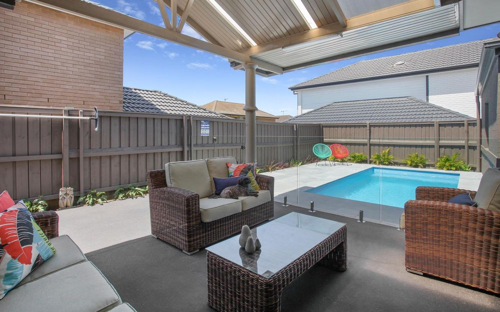 Luxury Living with an Alfresco Oasis to Match