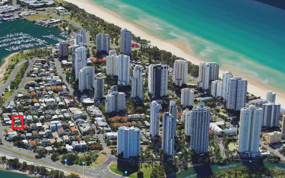 EXECUTIVE MAIN BEACH VILLAS – CONSTRUCTION ALMOST COMPLETE