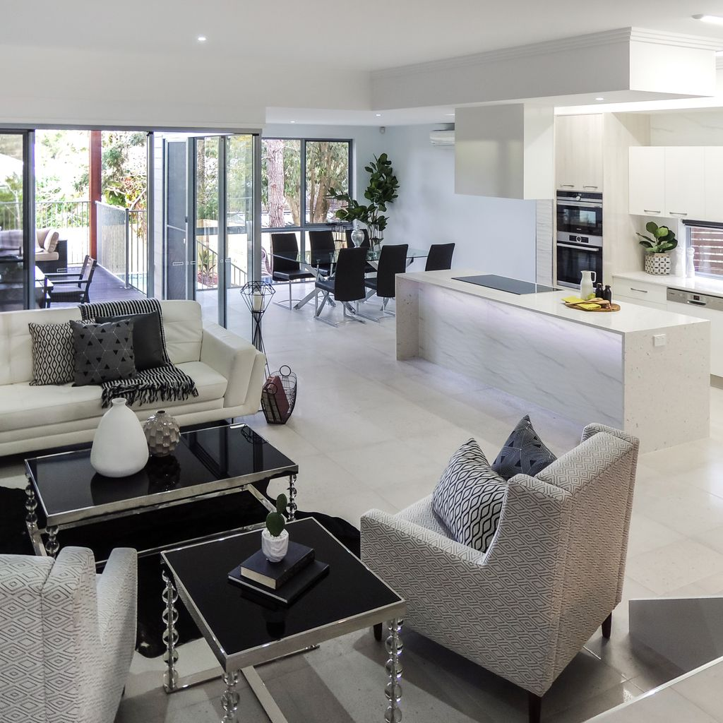 DESIGNED AND BUILT TO ACCOMMODATE A GROWING FAMILY