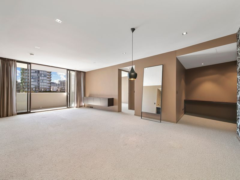 North Facing Two Bedroom Plus Study Apartment