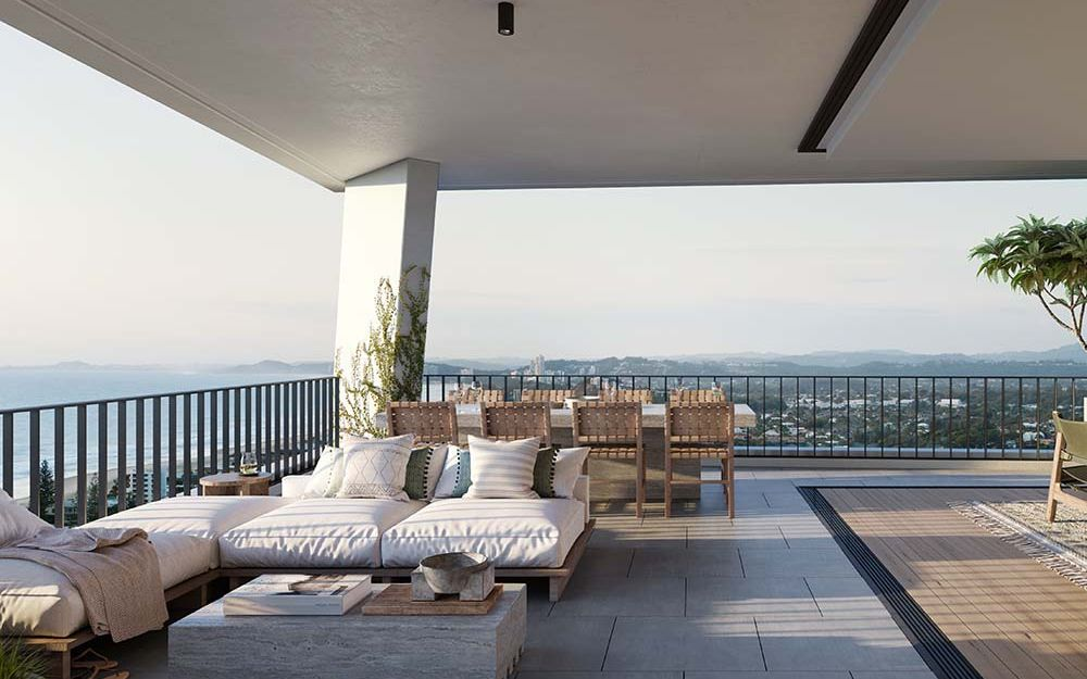 The Epitome Of Indulgence With Endless Views