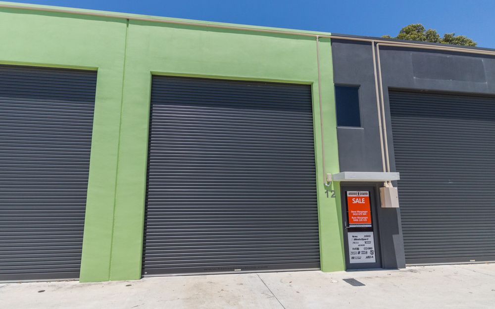 Affordable Industrial Warehouse In Thriving Location