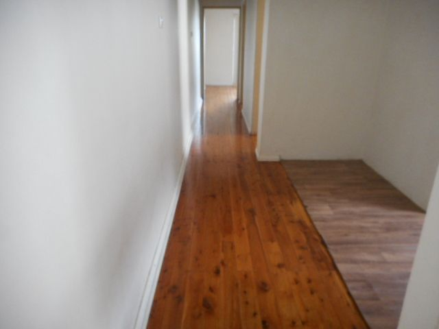Freshly Painted with Timber Flooring