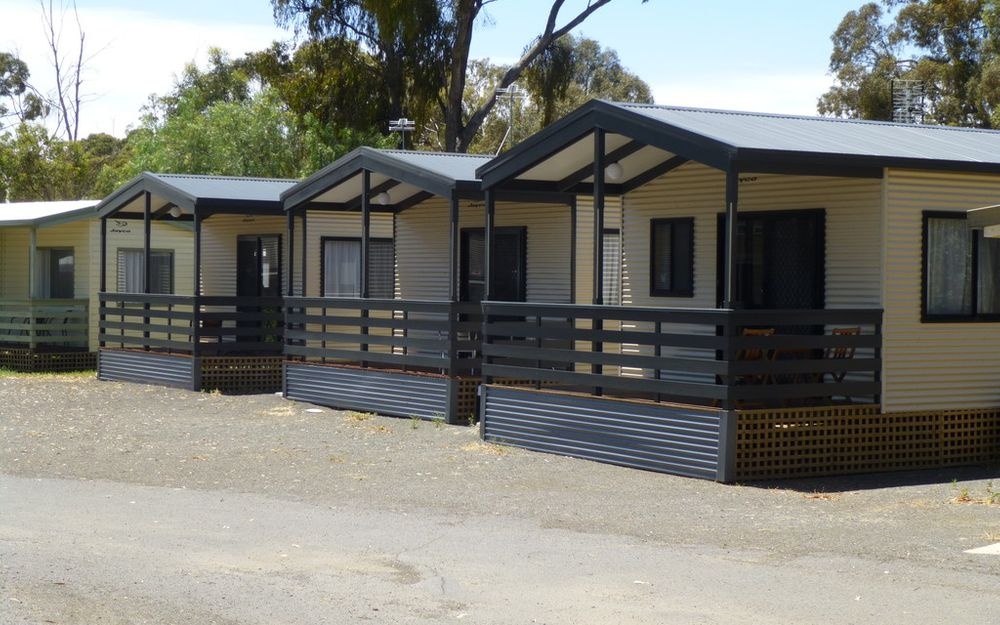 This Boutique Caravan Park/Motel ticks all the boxes
