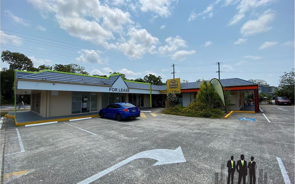 Well Presented Office Space on Bribie Island Road