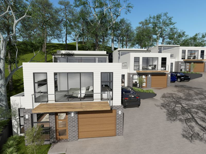 Boronia Hill Rise – Executive townhouses